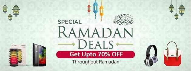 Online Ramadan Deals for Eid Shopping in Pakistan at PriceBlaze.pk