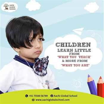 Best nursery school in Chennai- Aachi global school