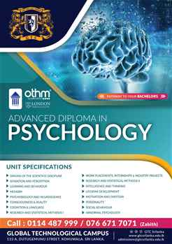 Advanced Diploma in Psychology