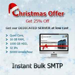 Enjoy This Christmas With 25 Off Send Unlimited Emails