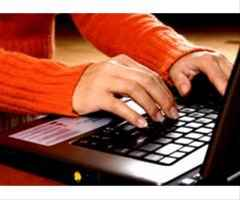 Free Online Data Entry Jobs. Work at Home in your spare time