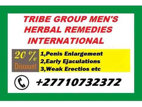Tribal Group Mens Herbal Remedies International Call 27710732372