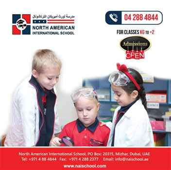 NORTH AMERICAN INTERNATIONAL SCHOOL