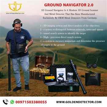 Best gold detector 2020- ground navigator 2.0