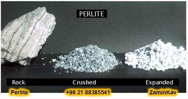 Perlite, the 21st century production