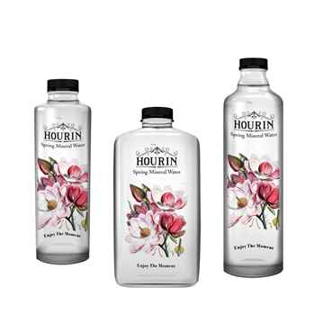 Hourin natural mineral water