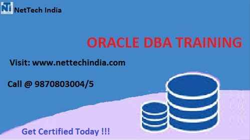 DBA Track Training Course  DBA Track Certification