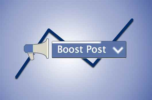 Boost or Promote Your Facebook Page
