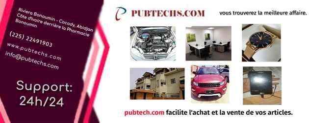 Pubtechs.com - Securite vente en ligne