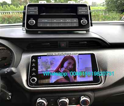 Nissan Kicks 2017 radio GPS android