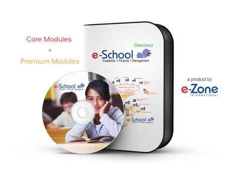 e-School Standard ESS 2.0 Premium Module
