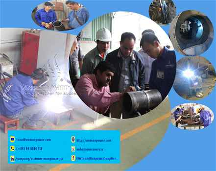 2F, 3G, 4G, 6G welders with any welding types