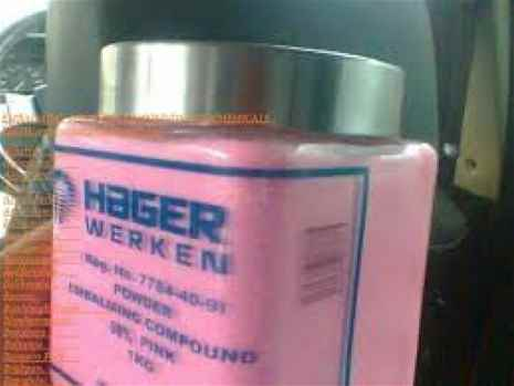 EMBALMING POWDER SUPPLIERS 27638250062 HAGER WERKEN
