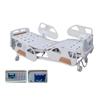 Five Functions with Scale Weight Function Electric Hospital Bed Rent&Sale