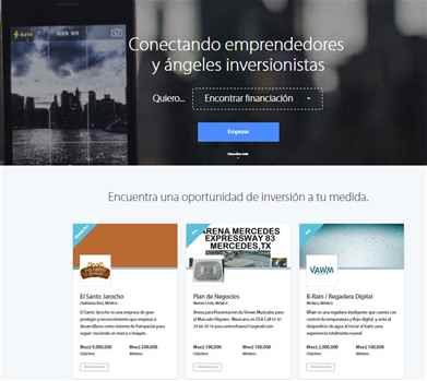 Find free service for investors in Mexico.