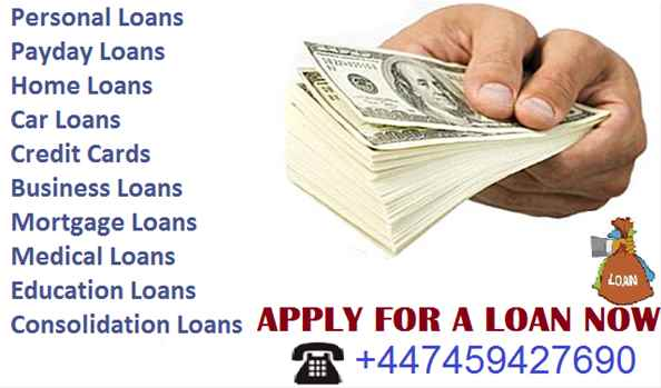 GENUINE LOAN OFFER WITH 3 INTEREST RATE APPLY NOW