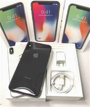 For Sale Apple iPhone X 256GB - WhatsApp 15797913520