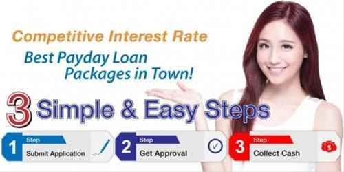 Quick Payday Loans No Credit Check - Bad Credit