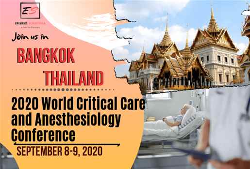 2020 World Critical Care and Anesthesiology Conference