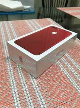 Apple iPhone 7 Plus RED 256GB Unlocked 500