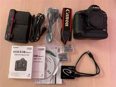 CANON EOS 1D X MARK II Digital Camera
