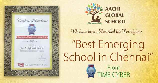 Best day care Centre in Chennai at reasonable price 2018 AachiGlobalSchool