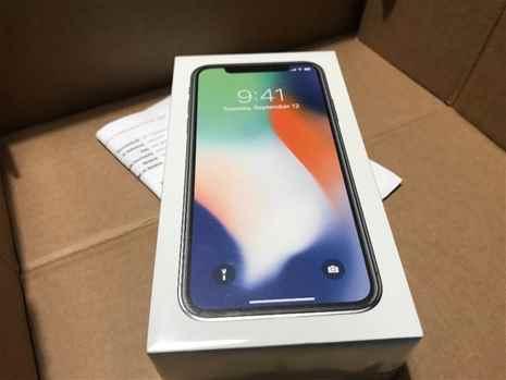 Apple iPhone X 256gb Apple iPhone 8 plus 256